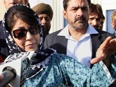 Congress To Boycott PDP Leader Mehbooba Mufti's Swearing-In Ceremony