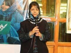 Kumar Vishwas Asks Mehbooba Mufti To Clear Her Stand On Afzal Guru