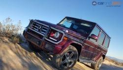 Exclusive: 2016 Mercedes-Benz G500 First Drive