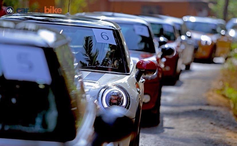 First Drive: MINI Cooper S Convertible - NDTV CarAndBike