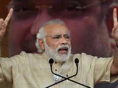 First Saradha Then Narada: PM's Dig At Mamata Banerjee Government