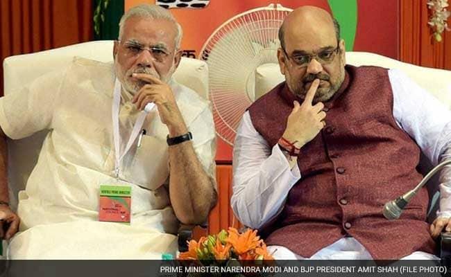 गुजरात चुनाव : पीएम मोदी, अमित शाह ने उम्मीदवारों के चयन पर किया गहन मंथन, लेकिन नहीं हुआ टिकटों का ऐलान