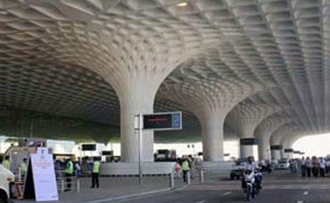 Flight Services Hit At Mumbai Airport After Torrential Rain