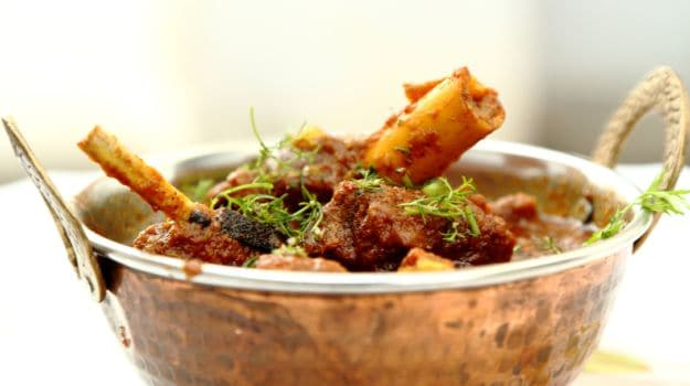 10 Best South Indian Lunch Recipes- mutton curry