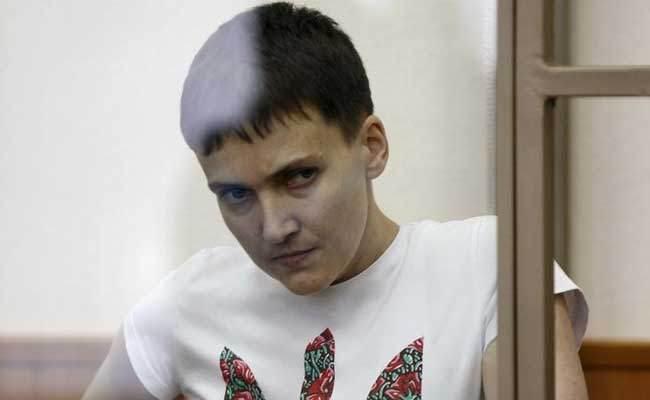 Russian Judge Says Ukrainian Pilot Nadezhda Savchenko Killed Reporters