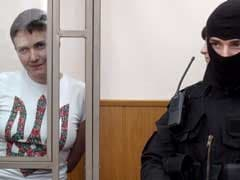 Ukrainian Pilot Sentenced To 22 Years Over Russian Reporters' Deaths