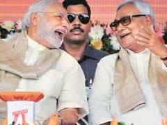 Prime Minister Narendra Modi Greets Nitish Kumar On 66th Birthday