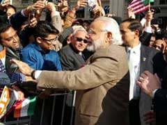 In Washington For Nuclear Security Summit, PM Modi Meets Expat Indians