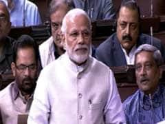 पीएम नरेंद्र मोदी ने कहा, ईमानदार करदाताओं को परेशान न करें