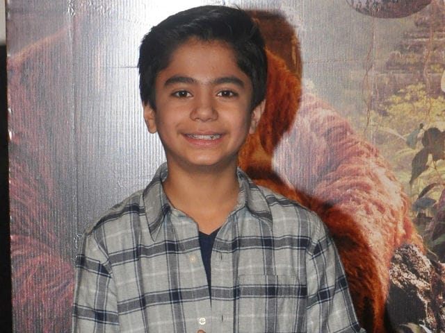 The Jungle Book Actor Neel Sethi is 'Similar' to Mowgli. His Words