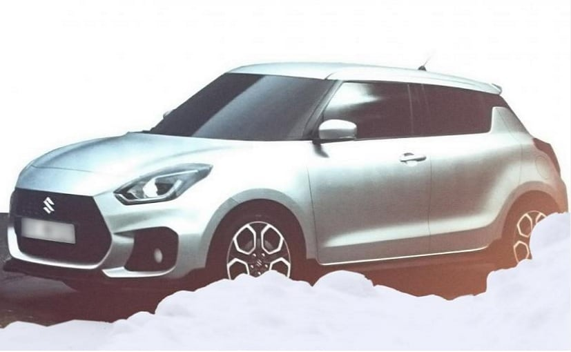 New Generation Maruti Suzuki Swift Rendering