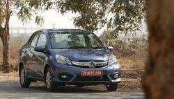First Drive: New Honda Amaze CVT