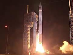 Unmanned Cygnus Cargo Ship Launches To International Space Station On Resupply Run: NASA
