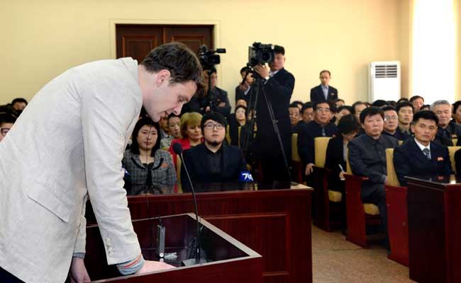 North Korea Says US Student's Death A 'Mystery To Us As Well'