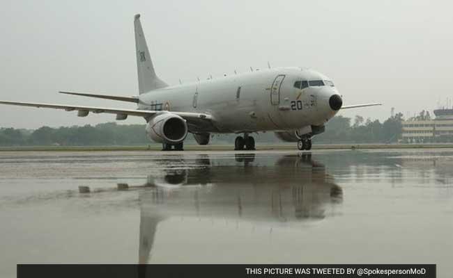 India Deploys Maritime Reconnaisance Plane For Seychelles EEZ