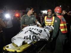 Suicide Bomber Kills Over 60, Mostly Women, Children In Pakistan's Lahore
