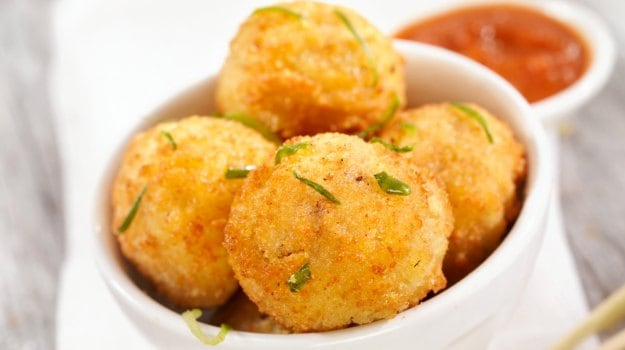 10 Best South India Snacks Recipes- paneer balls
