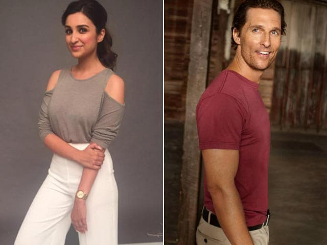 Parineeti and Matthew McConaughey Photobombed by These Men