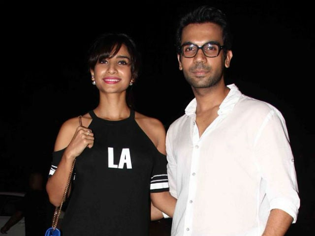 Patralekhaa Says Boyfriend Rajkummar Rao is 'Supportive, Not Possessive'