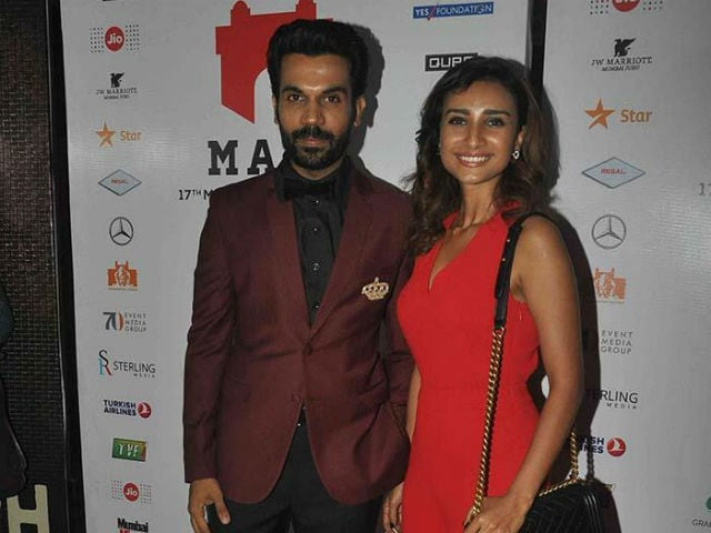 Patralekhaa and Rajkummar Rao do Not 'Interfere' in Each Other's Work