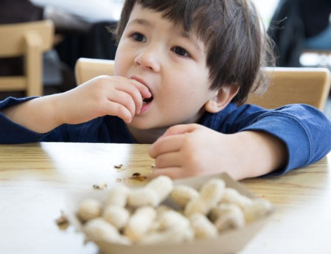 Feed Peanuts to Kids And Say Bye-Bye to Allergies