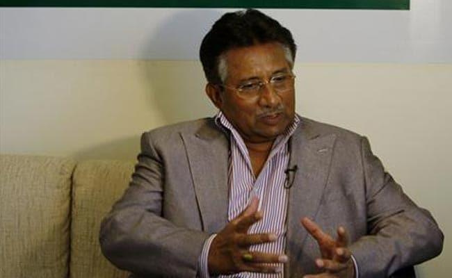 Pak Court Accepts Musharraf's Plea Seeking To Stop Verdict In Treason Case: Report