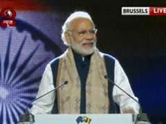 ब्रसेल्स में भारतीय समुदाय के बीच पीएम नरेंद्र मोदी के भाषण की 10 खास बातें