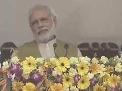 PM Narendra Modi Expresses Concern Over Pending Cases In Courts