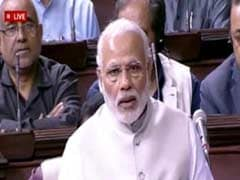 'Congress Like Death, Never Gets A Bad Name': PM Modi In Rajya Sabha