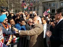 प्रधानमंत्री नरेंद्र मोदी ने भारतीय समुदाय से बातचीत के साथ अमेरिका यात्रा की शुरुआत की