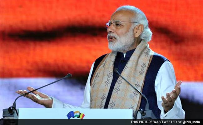 India Will Never Bend Before Terror, Says PM Modi In Brussels