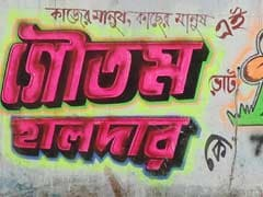 Poll Graffiti Is Still Alive And Kicking In West Bengal