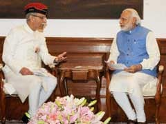 एएमयू के कुलपति ने पीएम मोदी से की मुलाकात, अल्पसंख्यक दर्जा पर समर्थन मांगा