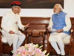 Aligarh Muslim University Vice Chancellor Meets PM Modi, Seeks Support