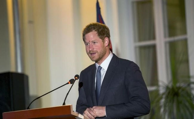 UK's Prince Harry Tells Nepal Education Is Key To Ending Child Marriage