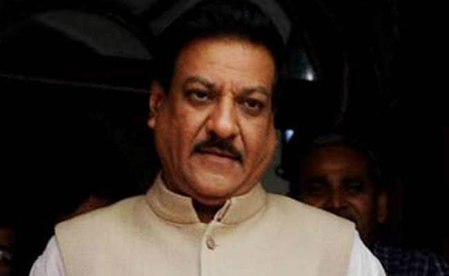 Prithviraj Chavan Accuses NCP Of 'Back-Stabbing' Congress In 2014 Assembly Polls