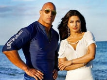 First <i>Baywatch</i> Pic is of The Rock's Squad. That Means no Priyanka Chopra