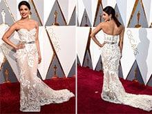 Oscars: Priyanka Chopra Aces Red Carpet Look. How That Happened