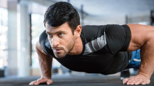 5 Benefits of Push Ups: Tone, Trim & Get Back in Shape - NDTV Food