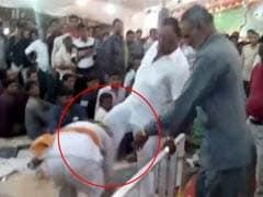 'Small Incident', Says BJP Lawmaker Radadiya On Kicking Elderly Man