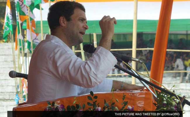 PM Modi Lacks Clear Vision On Foreign Policy: Rahul Gandhi