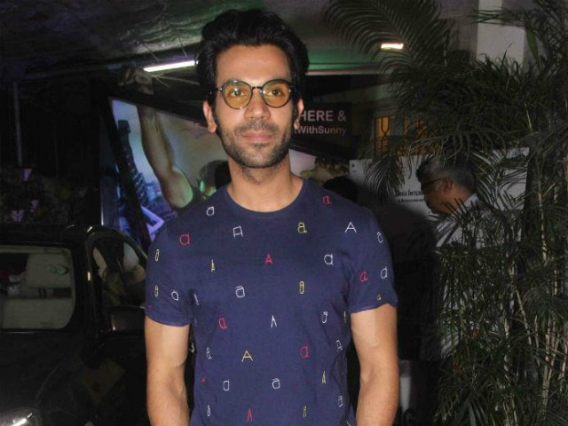 Why Rajkummar Rao Chose to do 'Different' Roles in Films