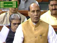 Terror Attacks Down By 30%, Says Rajnath Singh During Pathankot Debate