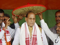 Rajnath Singh Says NDA Government Will Completely Seal Indo-Bangladesh Border