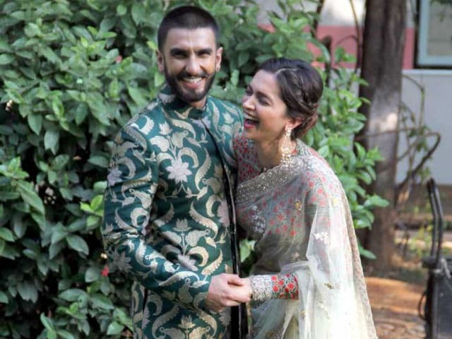 Yes, Ranveer And Deepika Were in Sri Lanka Together. Here's Proof