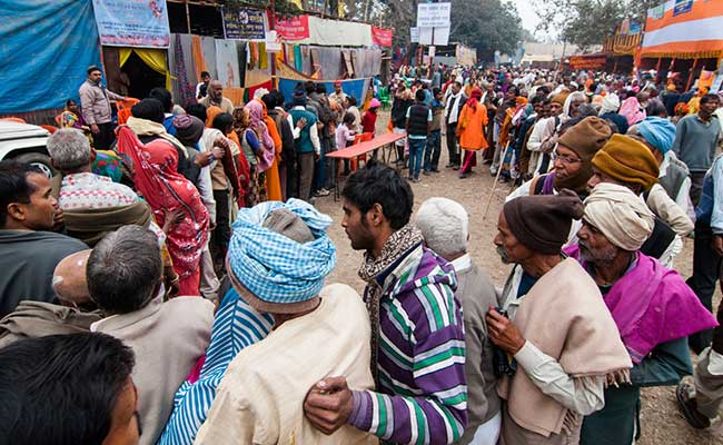 In New Round Of AAP vs Centre, Tussle Over Ration Card Cancellations