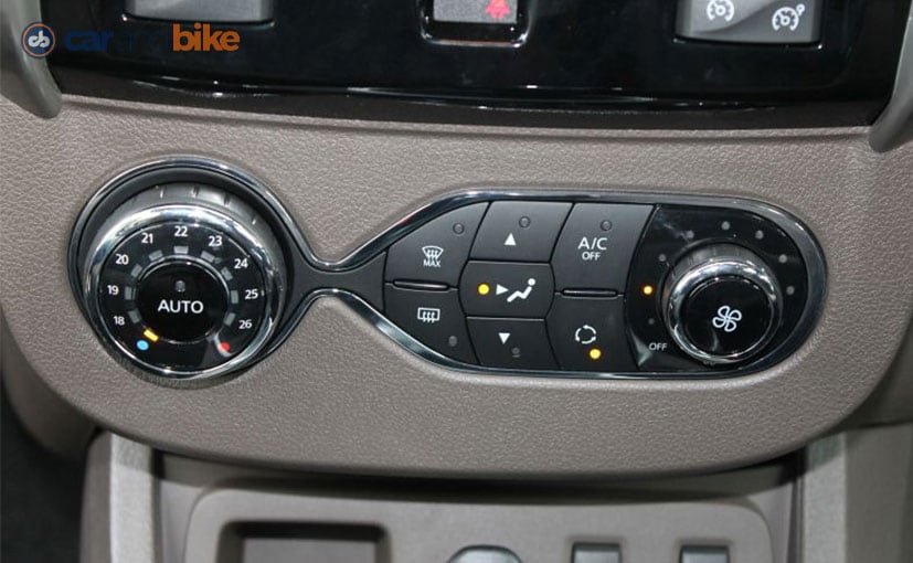 Renault Duster AMT Centre Console