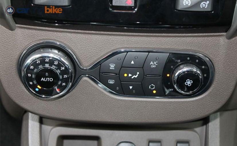 Renault Duster AMT Centre Console