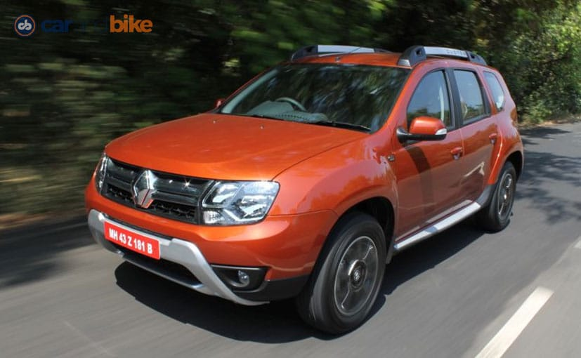 Renault Duster AMT Performance