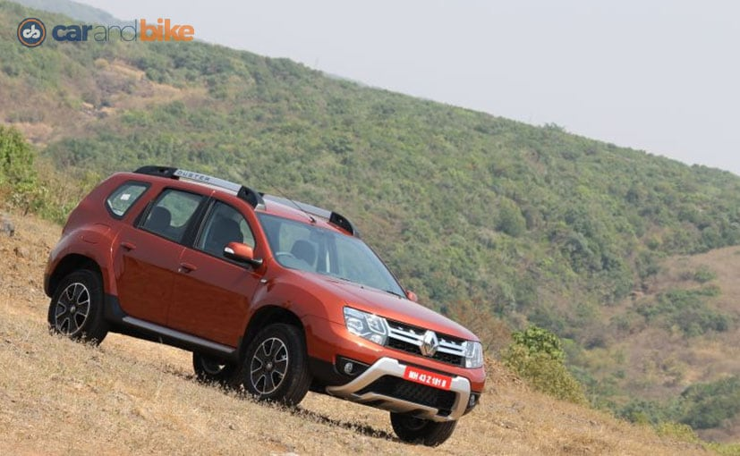 renault duster amt styling